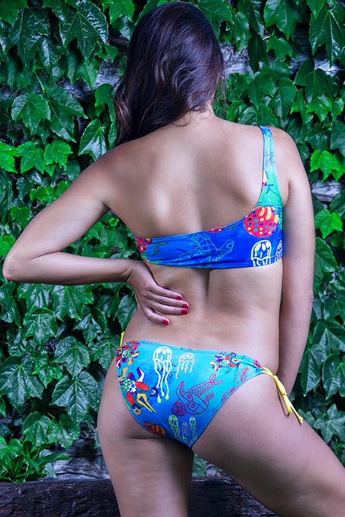 Bikini Asimétrico